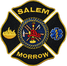 Salem/Morrow Fire Department - Website Logo