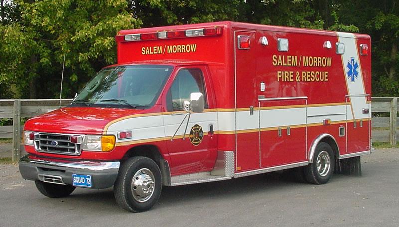 2003 Medic Unit