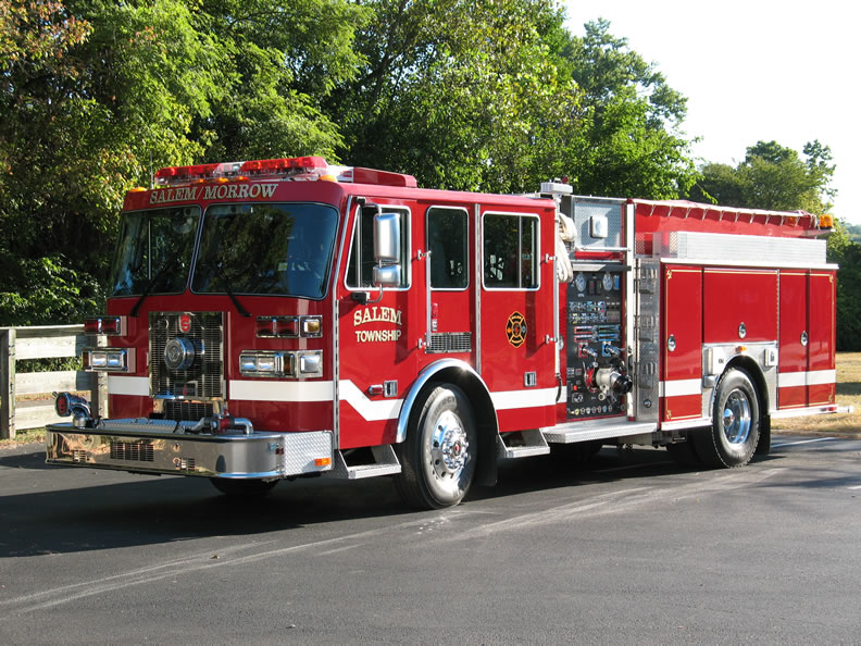 1999 Fire Engine