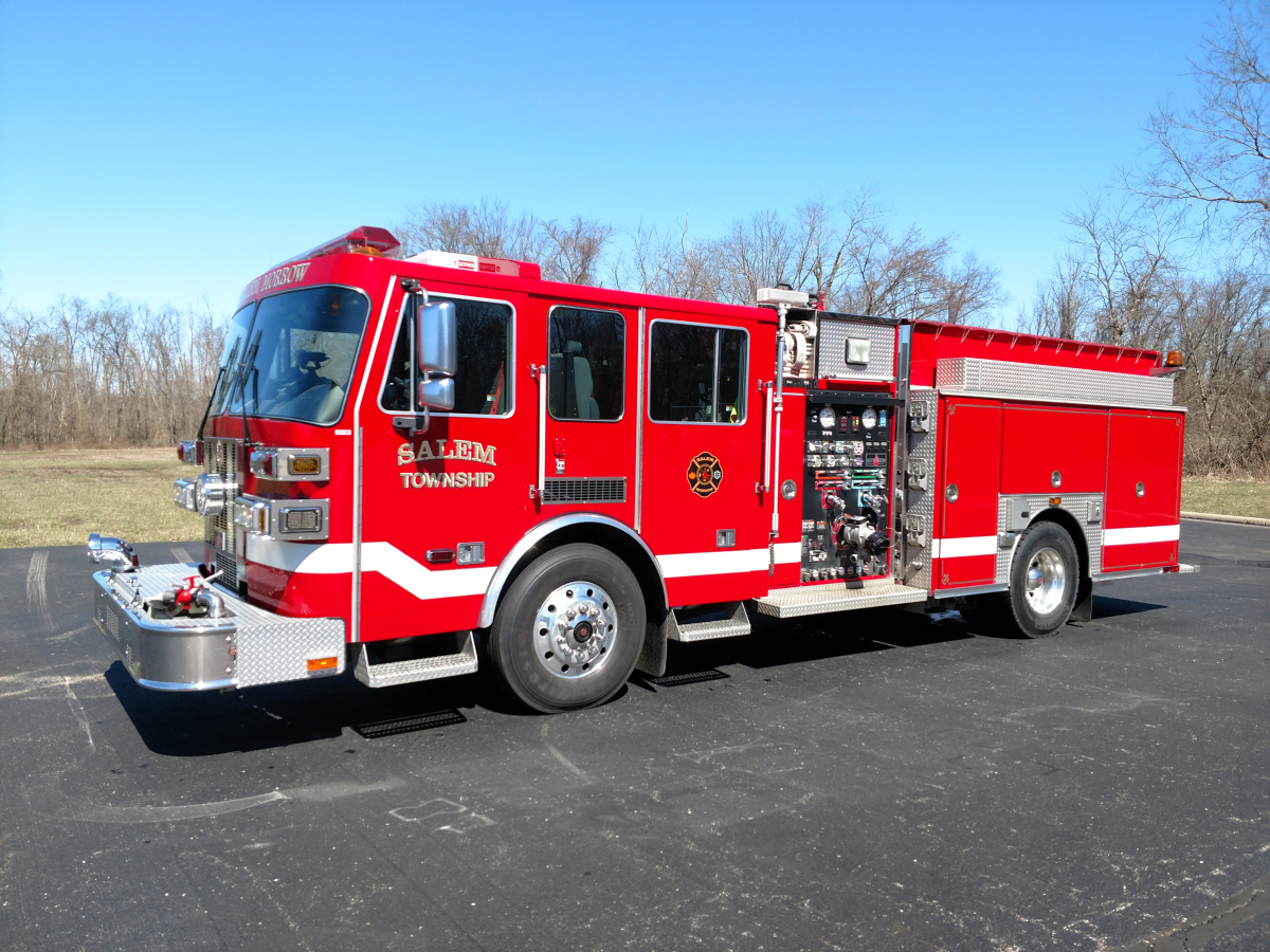 2006 Fire Engine